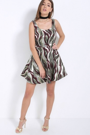 Vestido Ruby Jungle