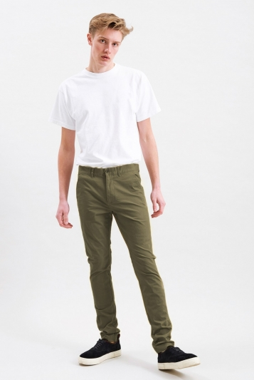 Pantalón Chino Heywood Utility Green