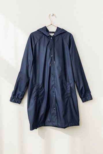 Parka Water Proof Azul
