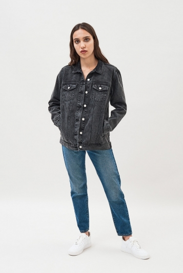 River Trucker Jacket