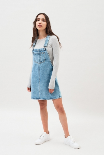 Vestido Eir Dungaress Dress