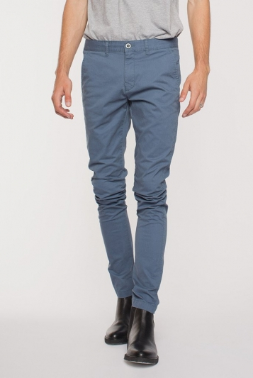Pantalón Chino Heywood Bad News Blue
