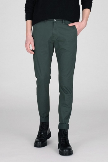 Pantalón Chino Heywood Riot Green