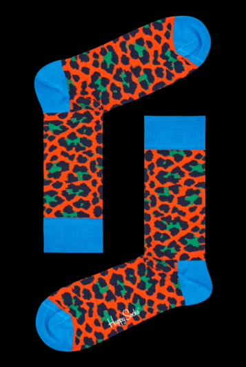 Calcetines Leopard