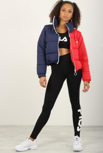 Martina Removable Sleeve Puffer
