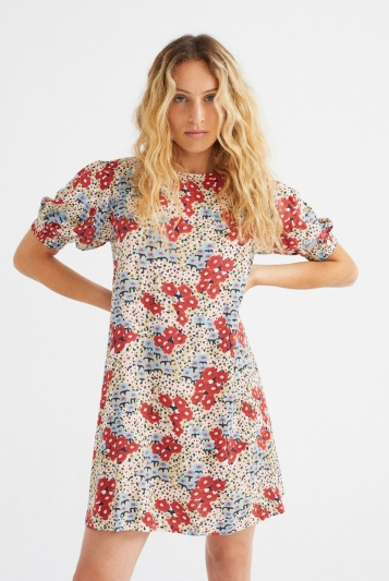 Vestido Floreta Small Flowers